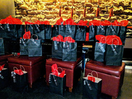 Titan CEO gift bags