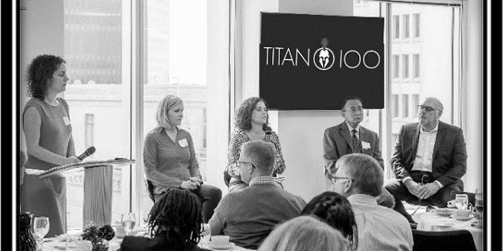 Titan 100 Event - Presented by Community Banks of Colorado
