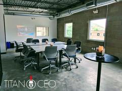 Titan CEO Boardroom