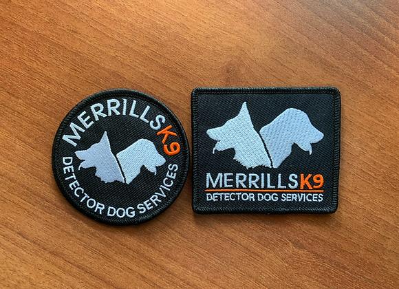 Merrills K9 Patch