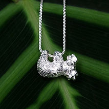 Dani Lane Koala Necklace
