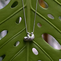 Dani Lane Sloth Necklace