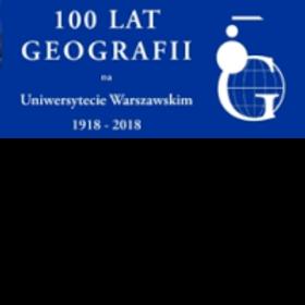100 lat geografii UW