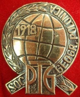 Odznaki PTG