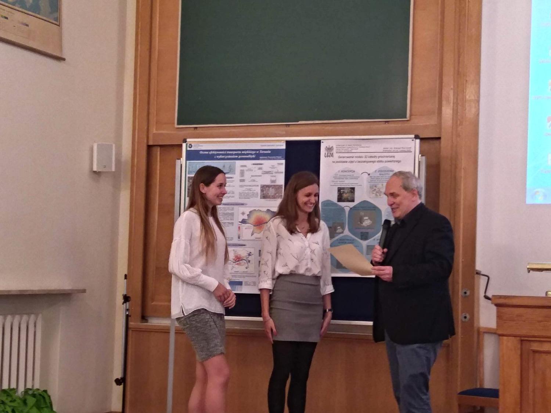 A. Lisowska, M. Łukosz - II nagroda