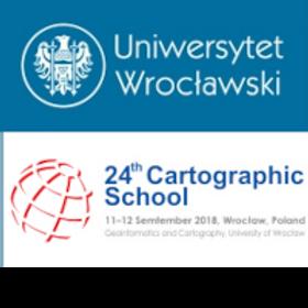 XXIV Szkoła Kartograficzna_plakat