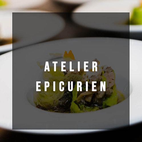 Atelier Epicurien du Vendredi 29 Novembre à 18h30