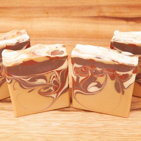 Caramel Swirl Cocoa Butter Bar