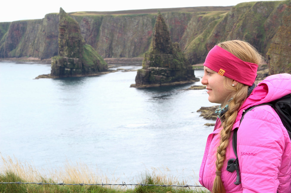 Fotograf, Fotografin, Schottland, Landschaftsfotograf, Landschaftsfotografie, Duncansby Head, Scotland, Landscape,