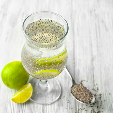 Healthy Gut Tonic with Chia