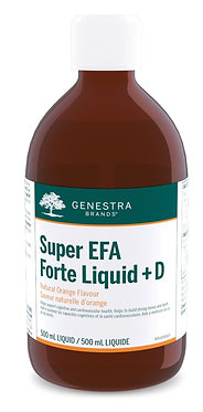Super EFA Forte Liquid + D
