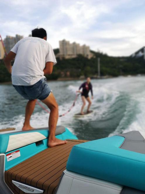 Wakesurf Coaching