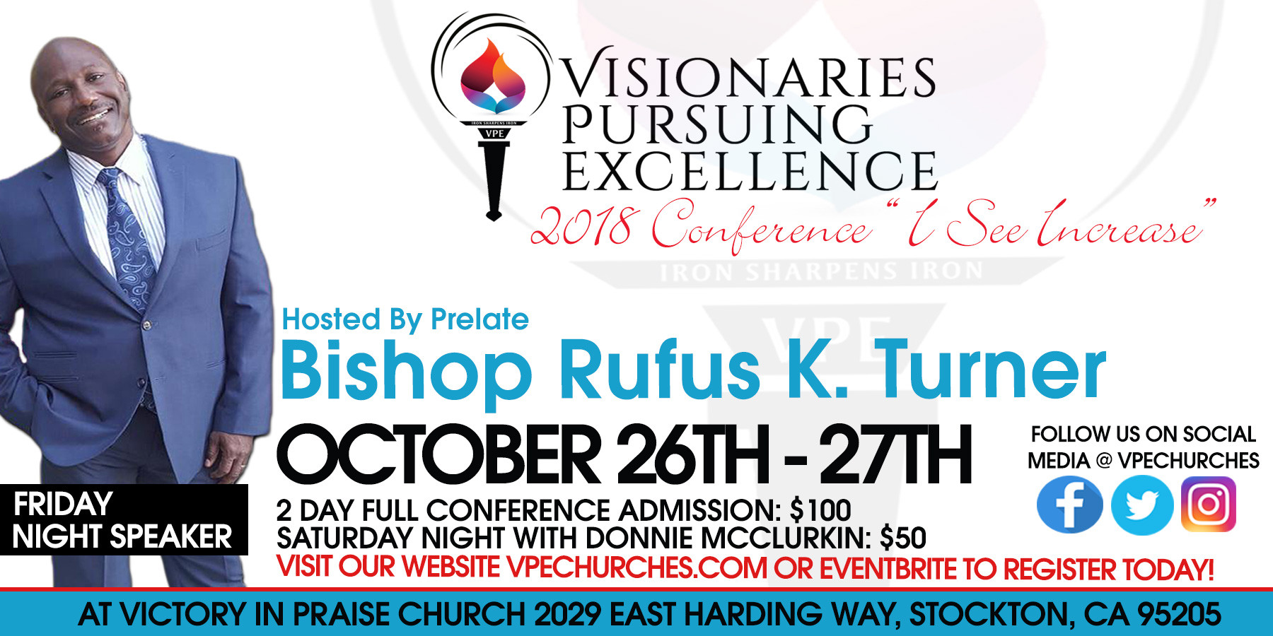 2018 Vision Conference