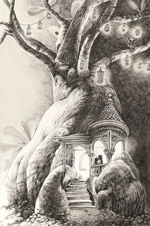 Hidden Forest (Print)