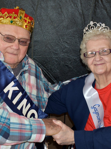 Senior King & Queen: 2018 Huron County Fair