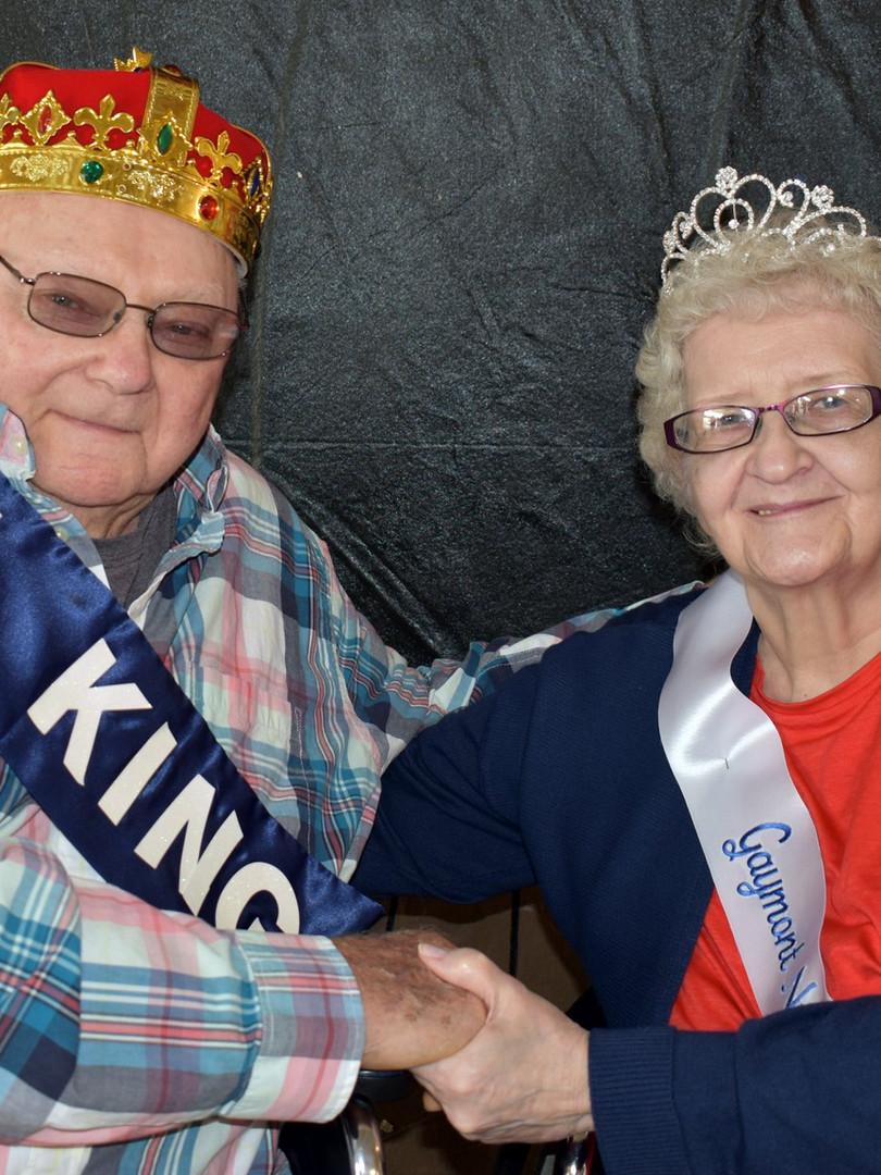 Senior King & Queen: 2018 Huron County Fair