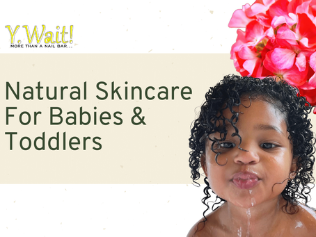 Natural Skincare for Babies & Toddlers