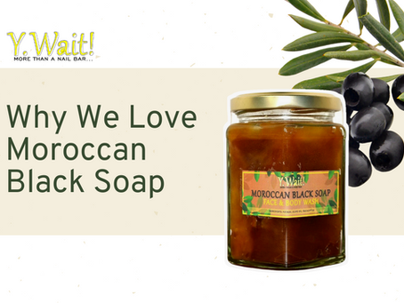 Why We Love Moroccan Black Soap & How To Use It