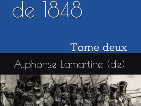 Tome deux de Histoire de la Révolution de 1848
