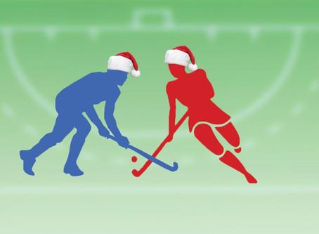 Christmas Senior Hockey