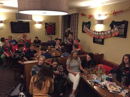 Next Social: Christmas Party 8th Dec