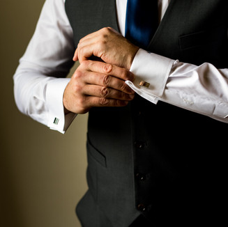 Feel great in a custom shirt and suit