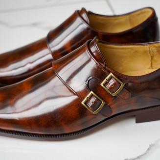 Handmade custom shoes - any size, any style!