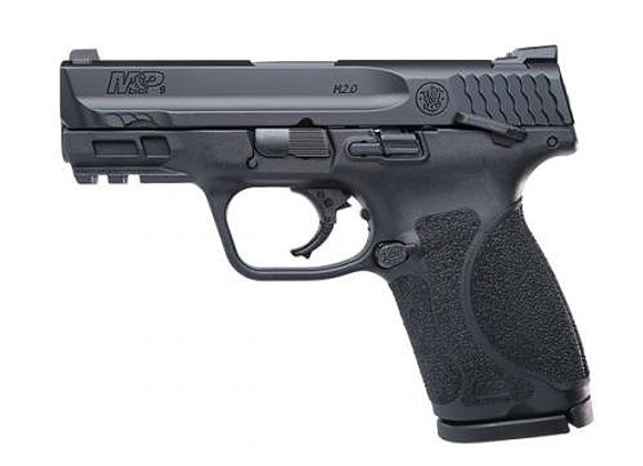 "M&P 9M2.0™ 3.6"" Compact Manual Thumb Safety"