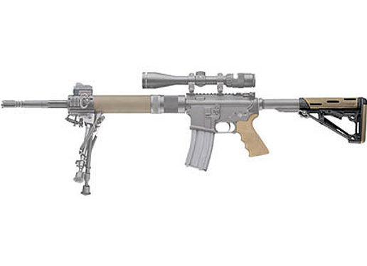 HOGUE AR-15 M4 STK COMM