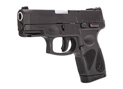 """Taurus TAU1G2S931 Taurus G2S 9mm Blk/Blk 3.25"""""""