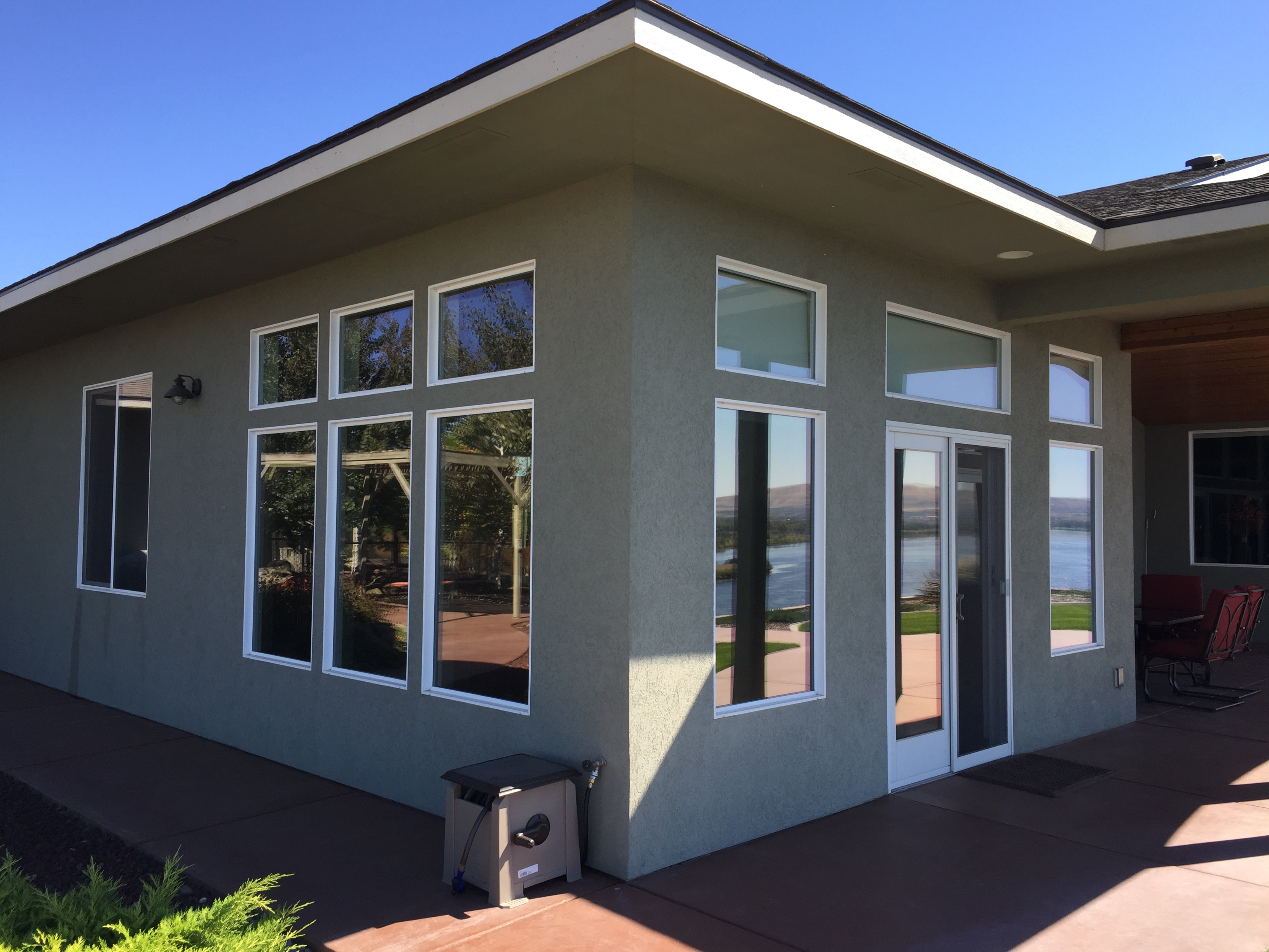 Residential window tint
