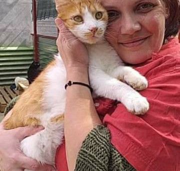 Raluca's Romanian Cat Rescue Shelter