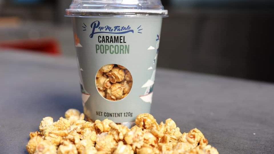 Caramel Popcorn 120g