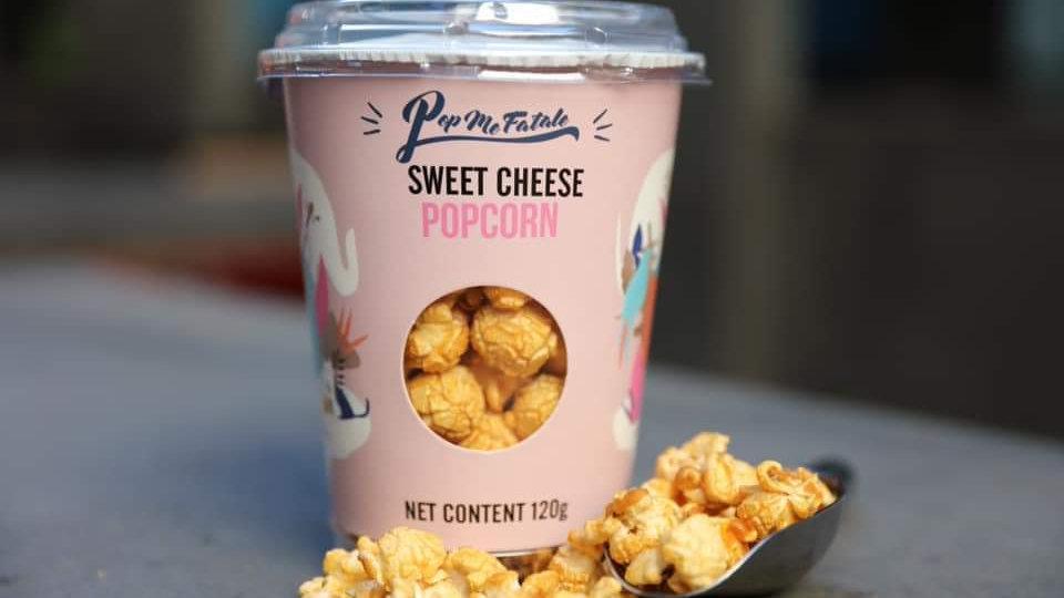 Cheese Popcorn 120g