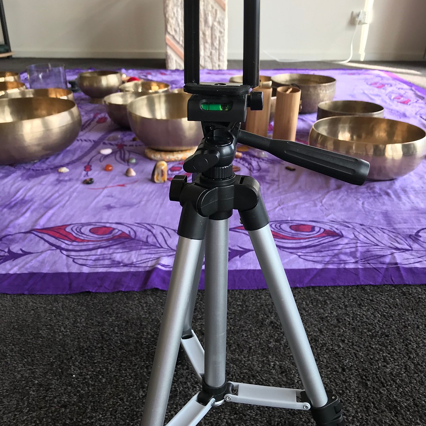 Exclusive 1 to 1 Online Sound Healing Training