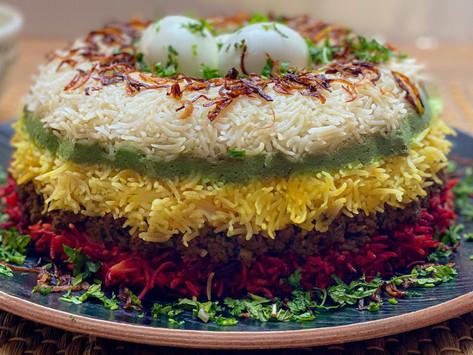 Ribbon Rice