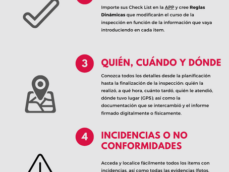 6 CLAVES PARA LA DIGITALIZACIÓN DE SUS AUDITORÍAS E INSPECCIONES