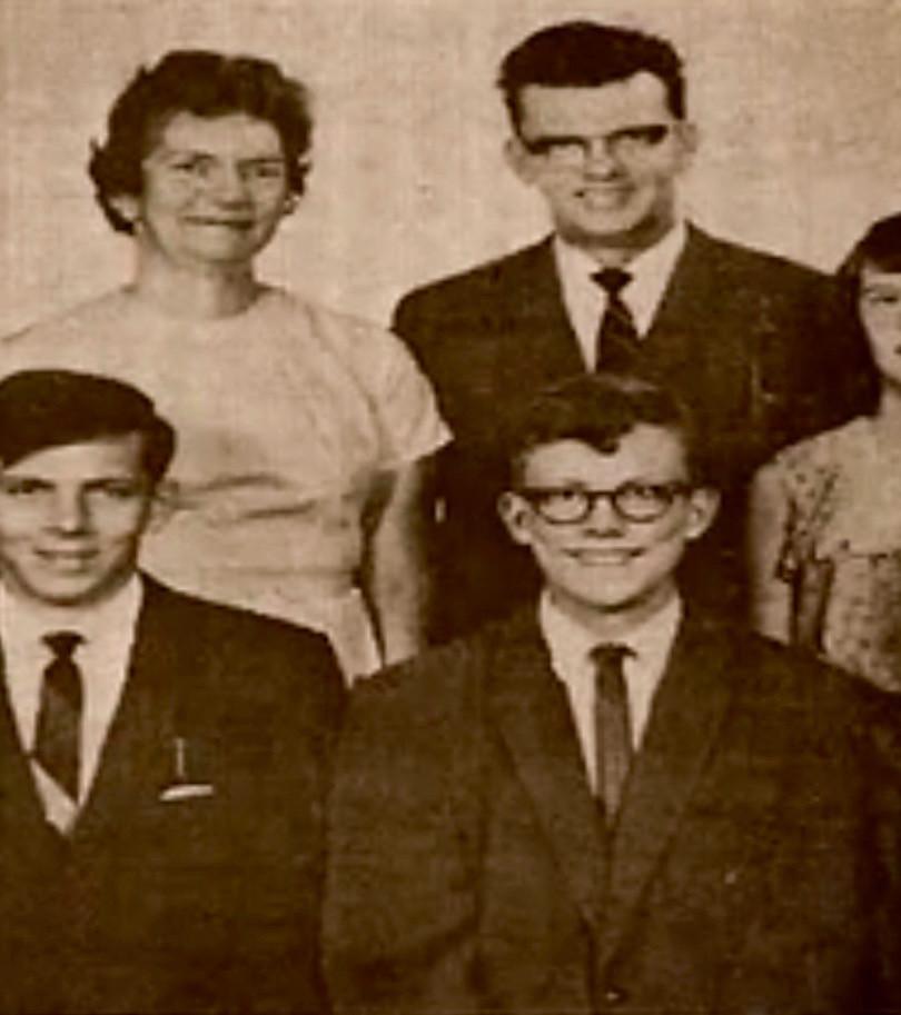 The Everett Family
