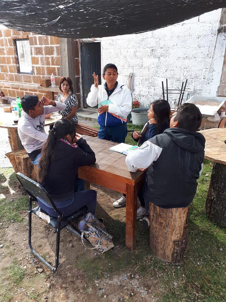 Marisela Teaching