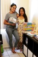 Karen & Celeste at Casa Maravillas