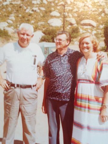 Ed & Margaret Everett