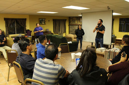 Our first Deaf Bible Conference