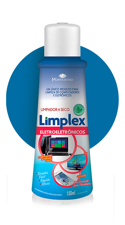 Limplex Eletroeletrônicos 150ml
