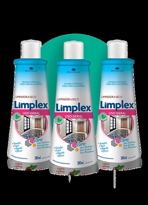 Caixa Limplex Uso Geral 380ml - 12 unidades