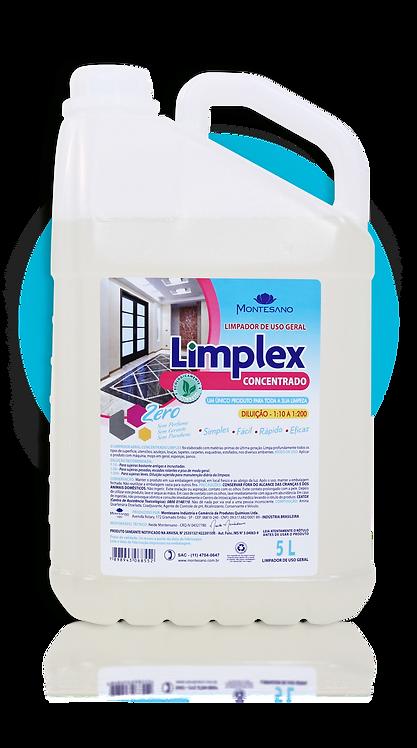 Limplex Concentrado Uso Geral 5L