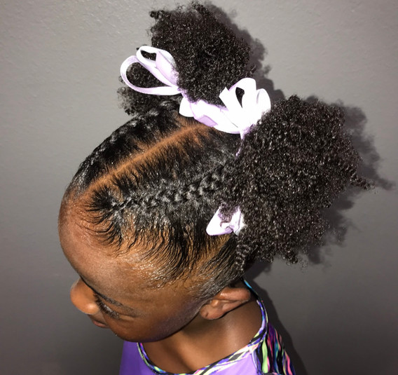 Kid Natural Style