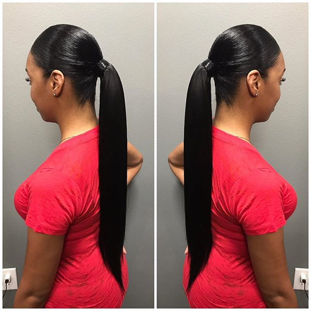 X Rated Ponytail