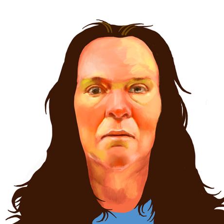 inmate portrait