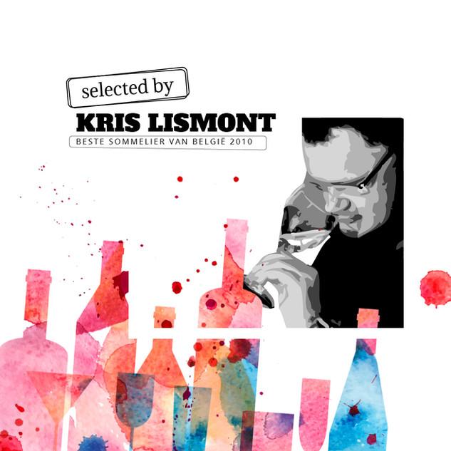 wijnen selected by Kris Lismont