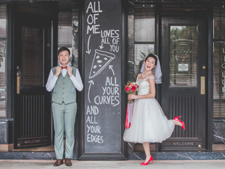 Return to Retro: A 50s Inspired Pre-Wedding Styled Shoot